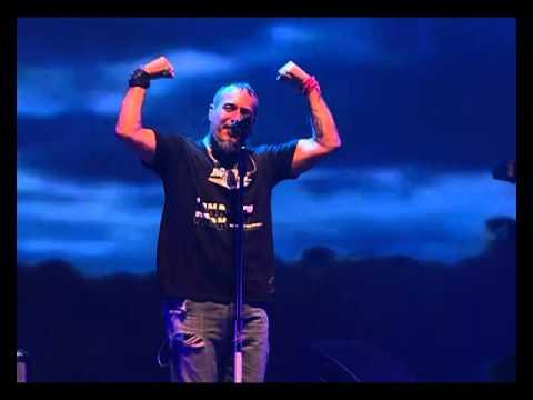 Kapanga video Crece - Luna Park 2015 - 20 Años