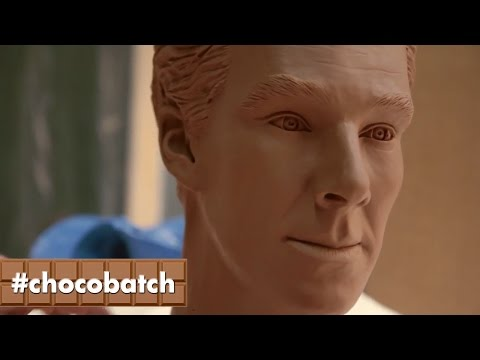 Benedict Chocobatch | Benedict Cumberbatch Gets A Chocolate Makeover Mp3