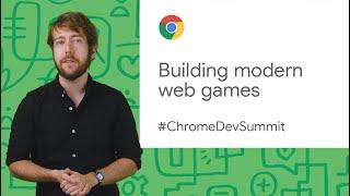 Ready player web: Building modern web games (Chrome Dev Summit 2019)