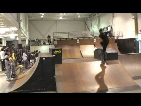 Mike Vallely Glory Bound Tour Demo 2010: Woodward Skatepark Philadelphia