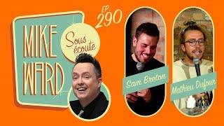 #290 - Mathieu Dufour et Sam Breton