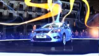 preview picture of video 'Ford Focus 2.0 Sport Plus Plasma Ball_ film.'