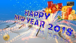 Happy new year 2018 wishes images whatsapp video download happy new year 2018 wisheswhatsapp videonew year greetingsanimation m4hsunfo