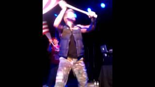 Aaron Carter American A O in Nashville 2013