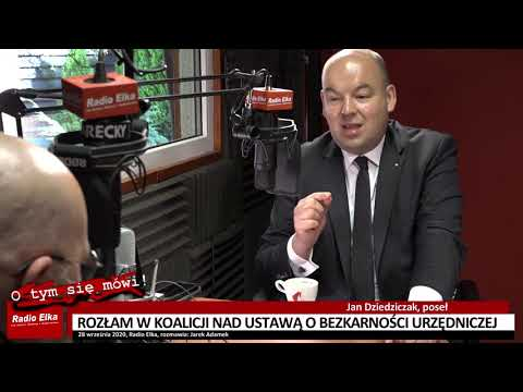 Wideo1: O tym się mówi - poseł Jan Dziedziczak