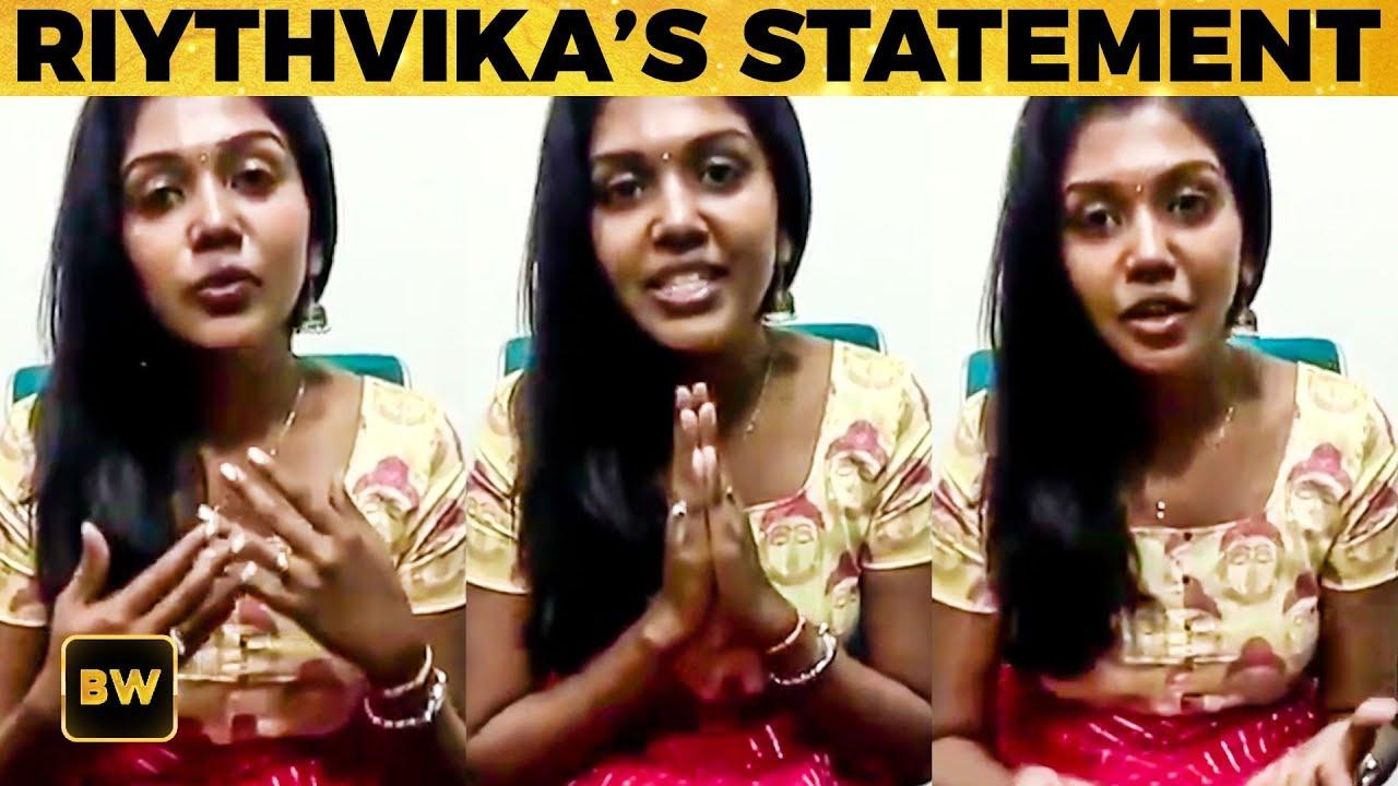 VIDEO: Riythvikas First Ever Statement After Bigg Boss 2 | TN