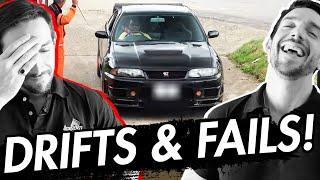 Como NO salir de un CAR SHOW! ft. Policía, Drifts, y Fails