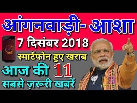 Anganwadi Asha Worker Latest News Today Salary in Hindi 2018   आंगनवाड़ी आशा सहयोगिनी लेटेस्ट न्यूज़