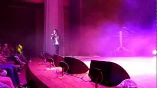 Darin - I can see you girl/Money for nothing - Västerås Konserthus 2012