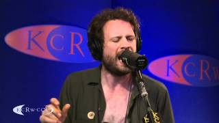 "Father John Misty performing ""I'm Writing A Novel"" on KCRW"
