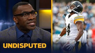 Shannon Sharpe: 'no one will give up a first round pick in the Draft for AB'   NFL   UNDISPUTED