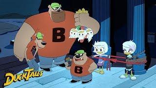 Beagle Beatdown | DuckTales | Disney XD