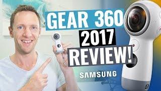 Samsung Gear 360 Camera Review (2017!): Best 360 Camera?