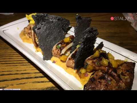 Makan Sambil Menikmati Sunset Di Fuego Troika Sky Dining
