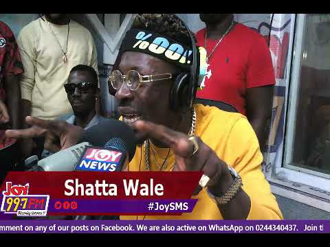 I will show Sarkodie more cash -  Shatta Wale (26-10-18)