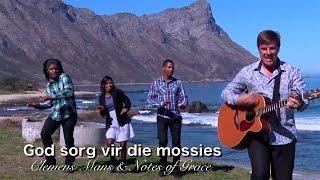 Clemens Mans en Notes of Grace   God sorg vir die mossies Official music mp3