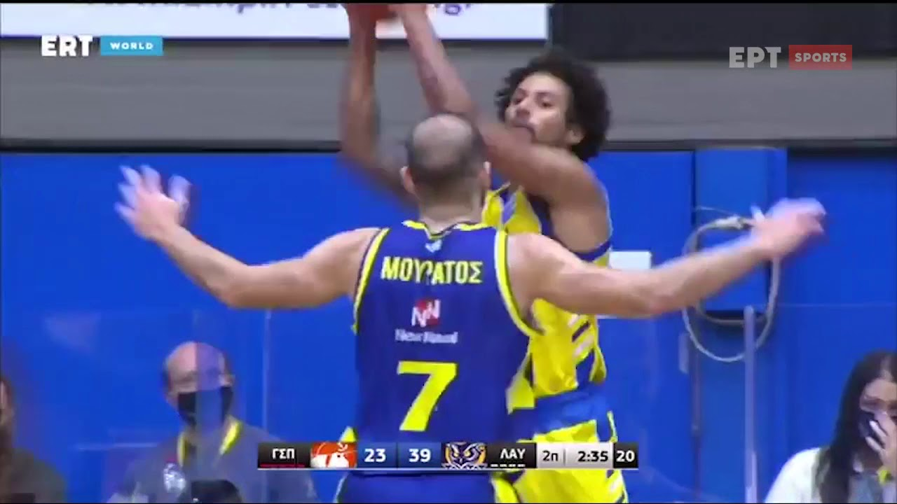 Basket League: Περιστέρι – Λαύριο 70-78 | HIGHLIGHTS | 05/12/2020| ΕΡΤ