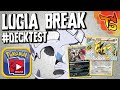 ✪ Pokémon TCG - Lugia BREAK Deck! #DECKTEST