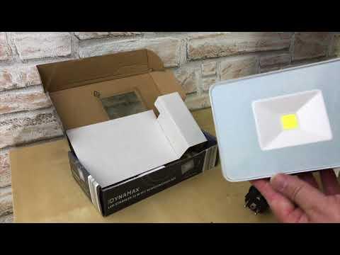 LED Außenleuchte mit Bewegungsmelder IP65 1700 Lumen