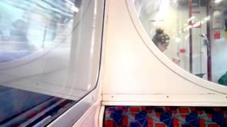 preview picture of video 'Bakerloo Line 1972 Tube Stock: Stonebridge Park - Baker Street'