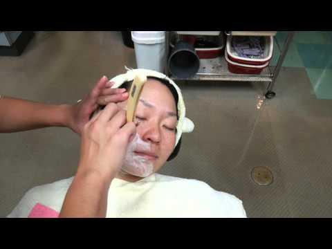 化粧のりが違う♪女性、お顔剃り♪カッコいい職人技