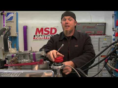 Installing a Distributor Part 1
