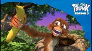 Banana Noir – Munki and Trunk Season 3 #1