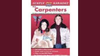 Top of the World in the Style of Carpenters
