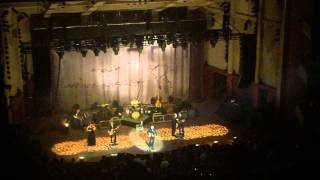 "John Mellencamp - @ Benaroya Hall  ""Lawless Times"""