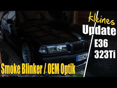 Smoke Blinker | OEM Optik | Kleines Update E36 323Ti