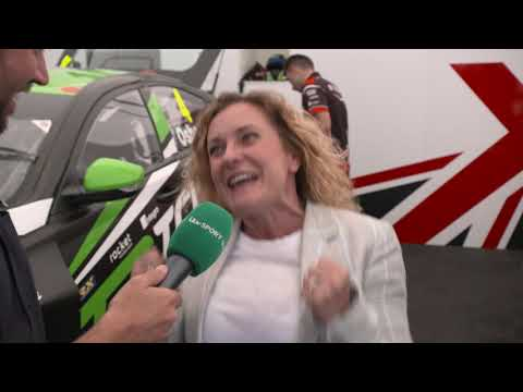 First points for Sam Osborne!   Thruxton   BTCC 2019