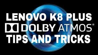 dolby atmos lenovo k8 plus - मुफ्त ऑनलाइन