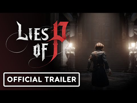 Pinocchio-Inspired Soulslike Game Lies of P Announced for PS5, Xbox Series X