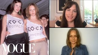 Liv Tyler & Stella McCartney Break Down Their 1999 Met Gala Looks | Vogue