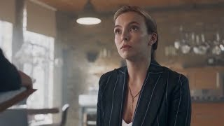 If Season 1 belonged to Sandra Oh, then Season 2 of Killing Eve was Jodie Comer's. In this episode alone, Jodie performed four different accents in the span of a minute as Villanelle tested out a new persona for Eve. It's simply brilliant.What it's nominated for: Outstanding Lead Actress in a Drama Series for Jodie Comer