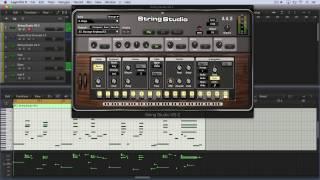String Studio VS-2 Tutorials—The Hammer