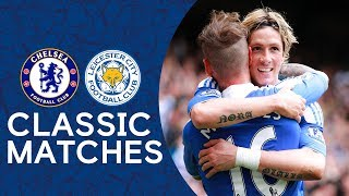 Chelsea 5-2 Leicester | Torres On Target As Blues Cruise Into Last Four | FA Cup Classic Highlights