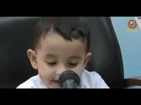 طفل جزائري عمره 3 سنوات .. يحفظ القرآن