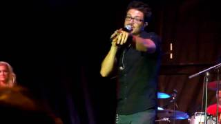 Danny Gokey - What hurts the most & Get Away - Wheaton,IL