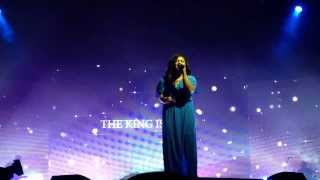 """The King is Here"" - Hillsong -  Christmas Carols Spectacular"