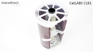 "CatLABS CL81 Sheet Film Processing Reel (8x10"")"