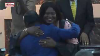 South Sudan: Riek Machar &  Three Vice Presidents Sworn In