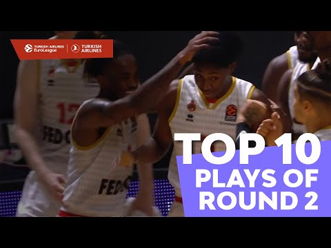 Regular Season, Round 2: Top 10 plays