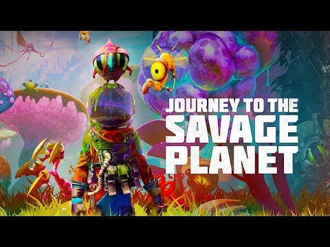 JOURNEY TO THE SAVAGE PLANET PRE-ORDER NOW thumbnail