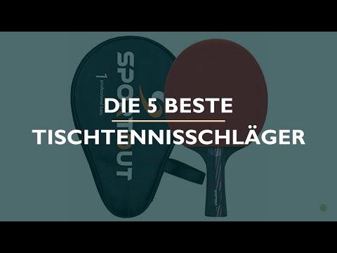 Die 5 Beste Tischtennisschläger Test 2021