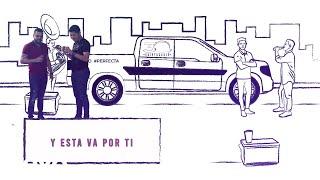 Banda Los Recoditos   Esta Va Por Ti (Lyric Video)