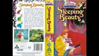 Opening To Sleeping Beauty 1989 VHS [United Kingdom]
