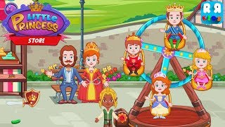 My Little Princess : Stores - The Royal Family Play in Stores