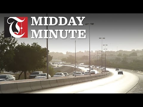Midday Minute: Temperature could reach 46 degrees
