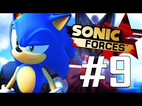 Jiren & Sonic LOSE?! Teleported to Another Dimension?!  | Sonic Forces (PS4) - Part 9
